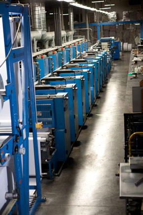 10 Color UV Printing Press